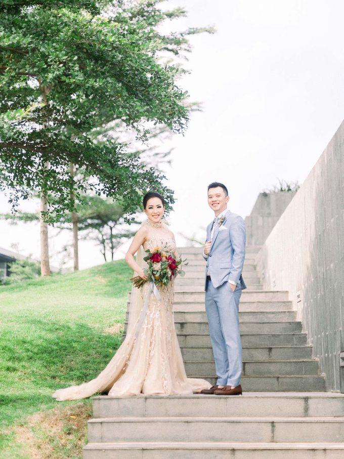 MICHAEL & ALVINA by Royal Tulip Gunung Geulis Resort & Golf - 007