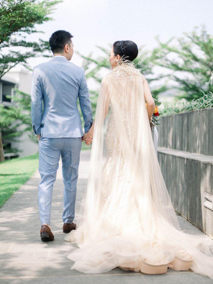 MICHAEL & ALVINA by Royal Tulip Gunung Geulis Resort & Golf - 008