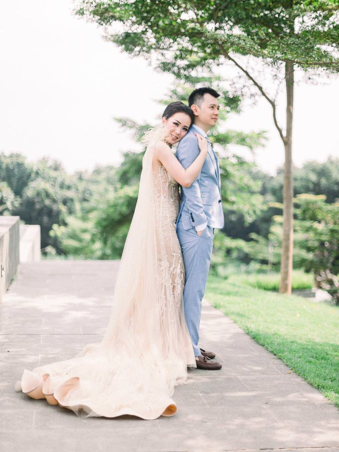 The Wedding of Michael and Alvina by Laurent Agustine by LOTA - 045