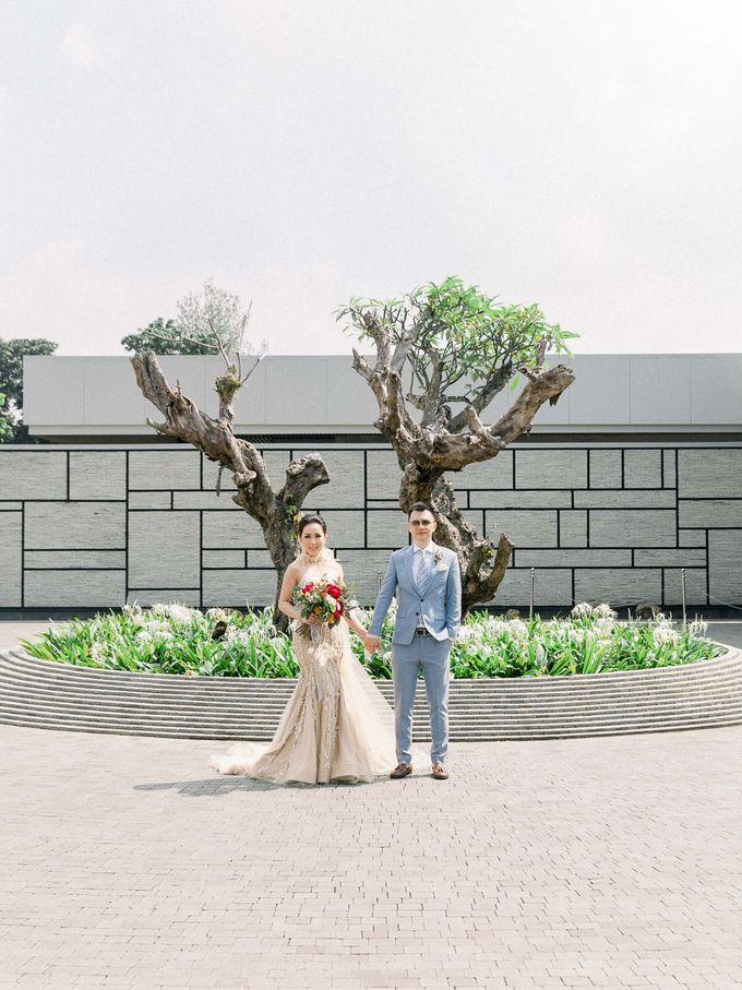 MICHAEL & ALVINA by Royal Tulip Gunung Geulis Resort & Golf - 010