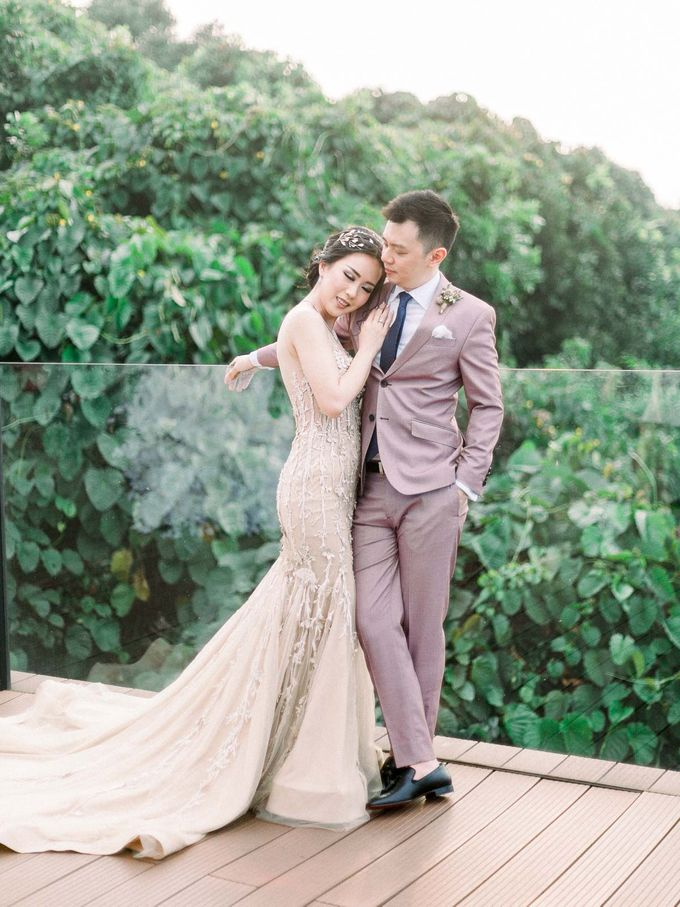 MICHAEL & ALVINA by Royal Tulip Gunung Geulis Resort & Golf - 012