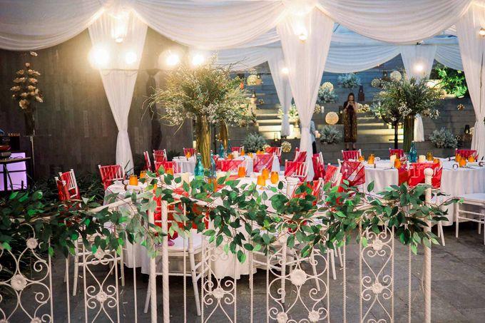 MICHAEL & ALVINA by Royal Tulip Gunung Geulis Resort & Golf - 016