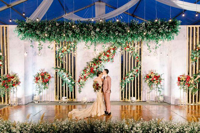MICHAEL & ALVINA by Royal Tulip Gunung Geulis Resort & Golf - 023