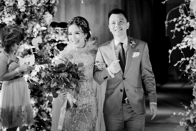 MICHAEL & ALVINA by Royal Tulip Gunung Geulis Resort & Golf - 026
