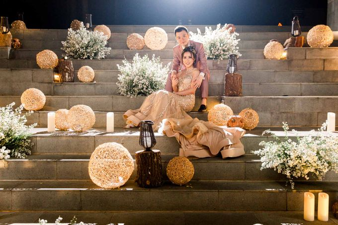 The Wedding of Michael and Alvina by Laurent Agustine by LOTA - 001