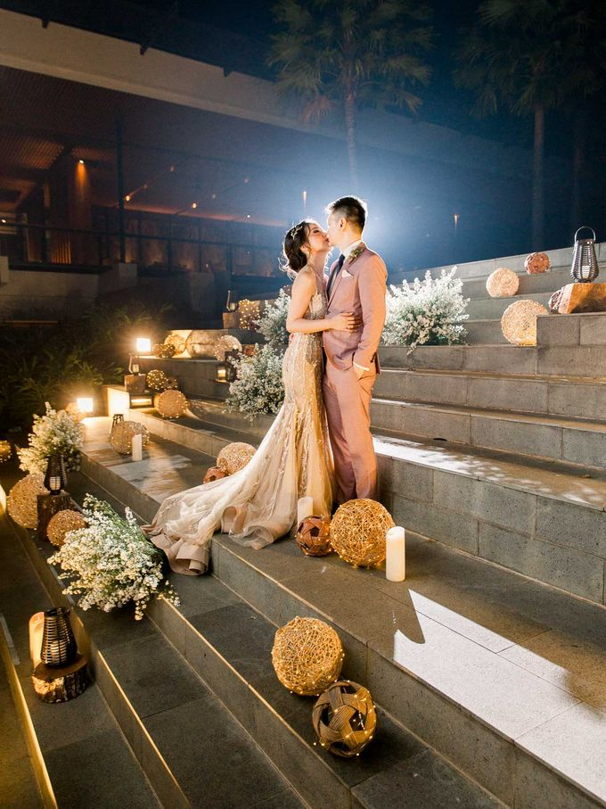 The Wedding of Michael and Alvina by Laurent Agustine by LOTA - 002