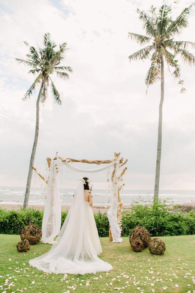 Catch Your Dreams Boho Wedding by Hari Indah Wedding Planning & Design - 018