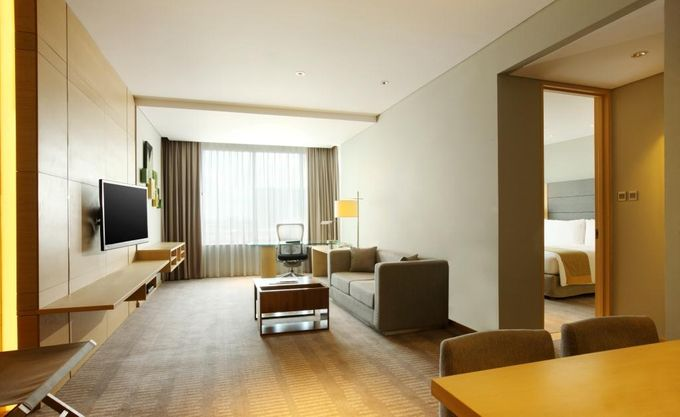 The Room by Holiday Inn Jakarta Kemayoran - 007