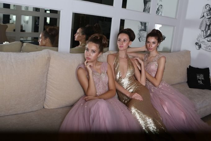 After Party Gown by DHITA bride - 001