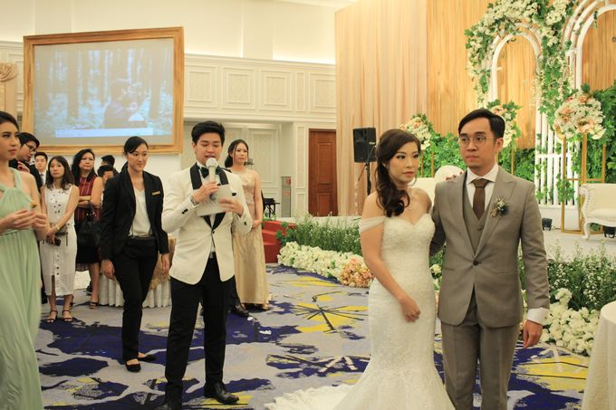 MC Wedding Menara Mandiri Jakarta - Anthony Stevven by IKK Wedding Planner - 007