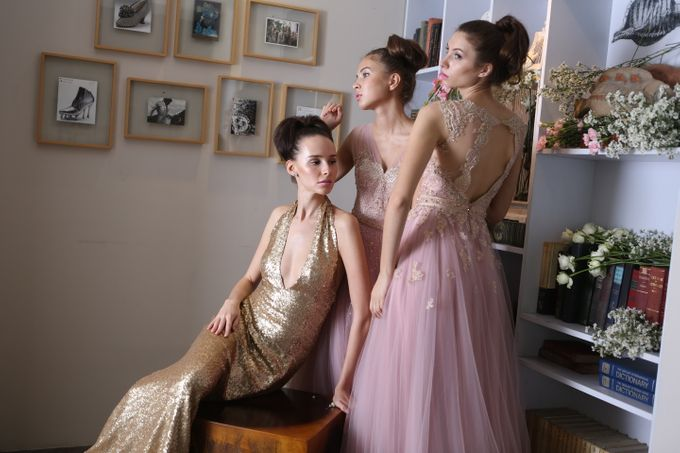 After Party Gown by DHITA bride - 002