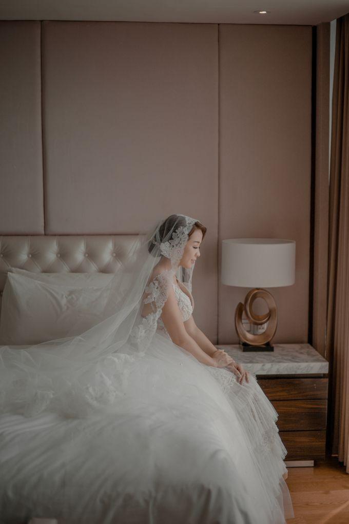 Alvin & Natasha Wedding by Philip Formalwear - 016
