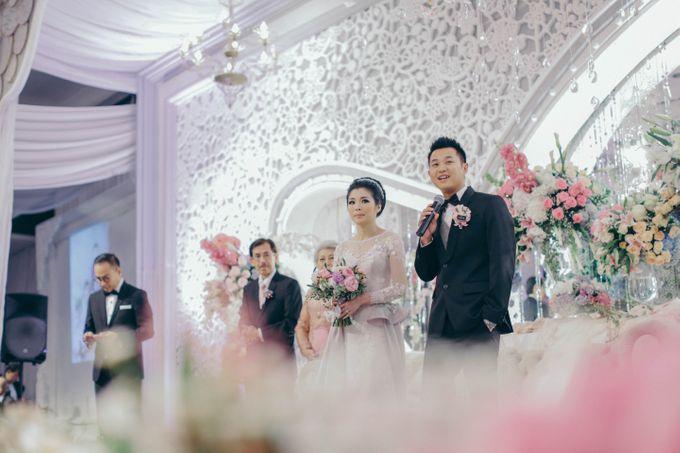 Tomas & Asti Jakarta Wedding by Ian Vins - 044