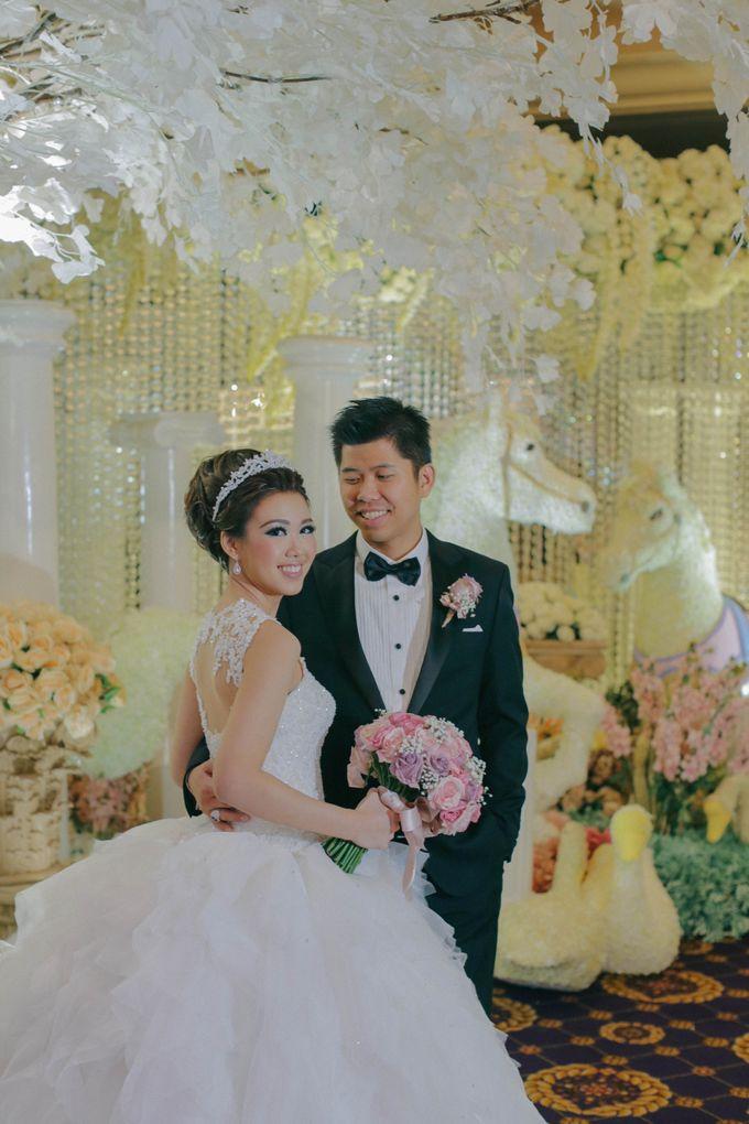 Maurice & Natasya Jakarta Wedding by Ian Vins - 044