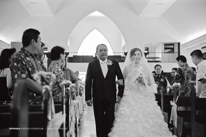 Fendy & Jeany Wedding by fotovela wedding portraiture - 012