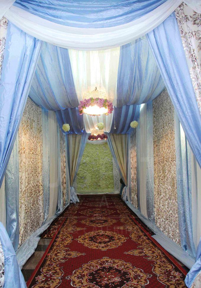 PUSPITA SAWARGI - Blue is the warmest colour. by PUSPITA SAWARGI (wedding and catering service) - 006