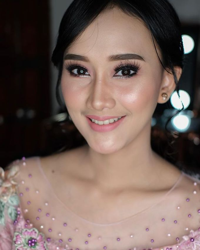 Party Makeup by Shally Makeup - 002