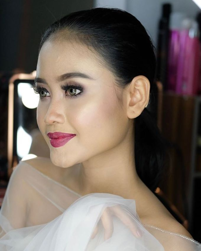 Glamour Makeup by Shally Makeup - 003