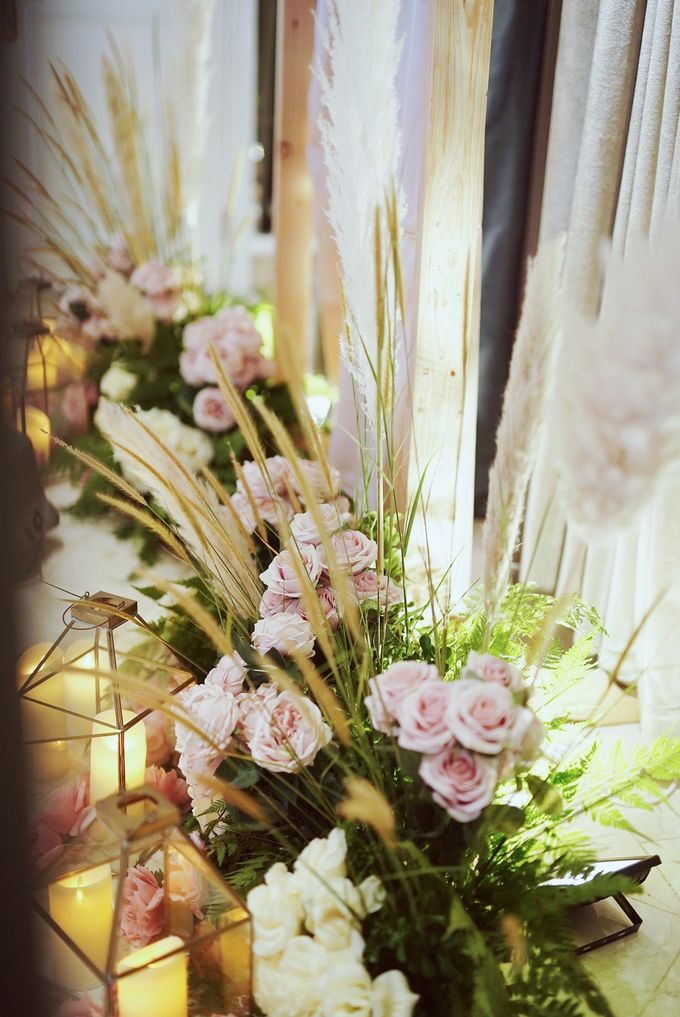 N & J by La Bloom Florist - 005