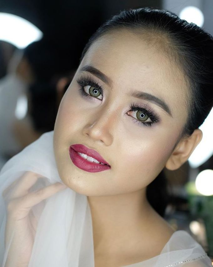 Glamour Makeup by Shally Makeup - 005