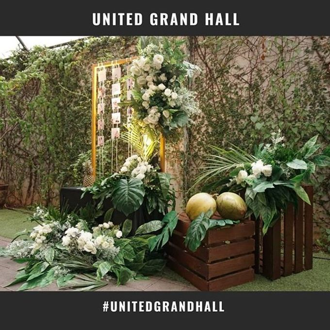 ALVIN ANGGRAINI WEDDING by United Grand Hall - 002