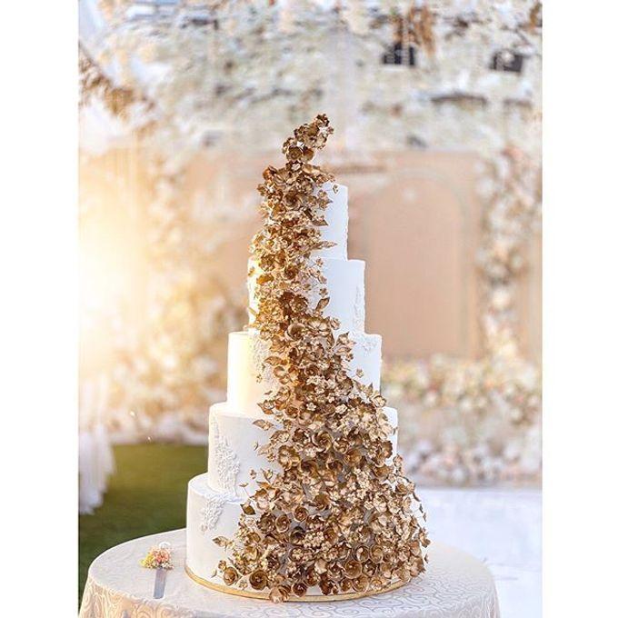 Wedding cake 3 by sugar legacy - 005