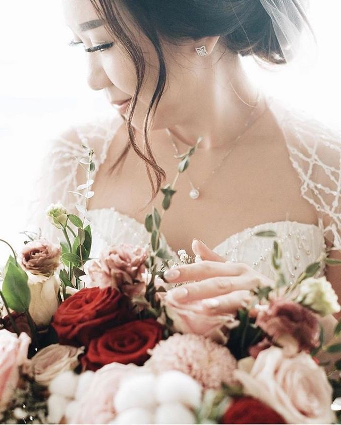 Marcos & Melissa Wedding by Sisca Zh - 003