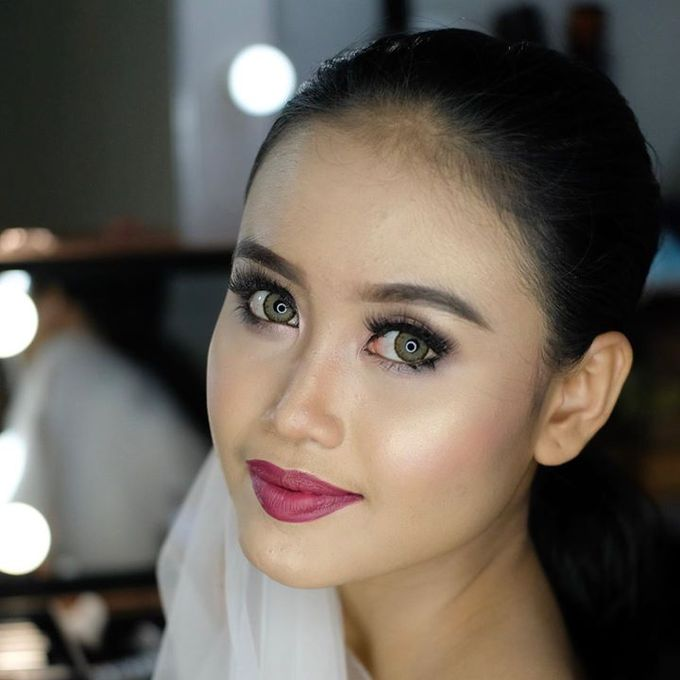 Glamour Makeup by Shally Makeup - 002
