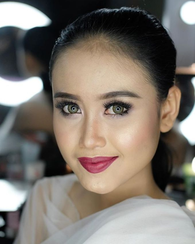 Glamour Makeup by Shally Makeup - 004
