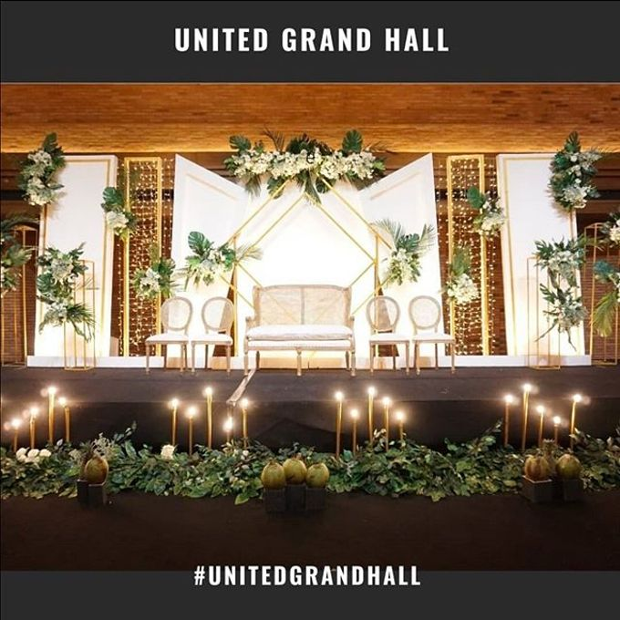 ALVIN ANGGRAINI WEDDING by United Grand Hall - 006