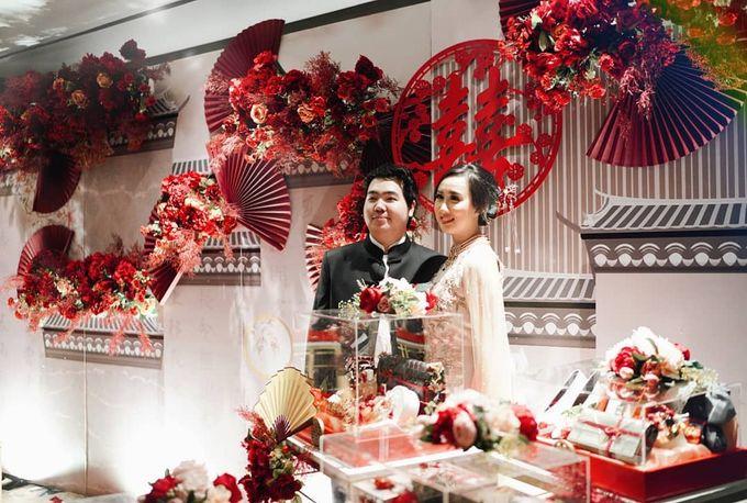 Hosea & Irene Engagement by Mandarin Oriental, Jakarta - 001