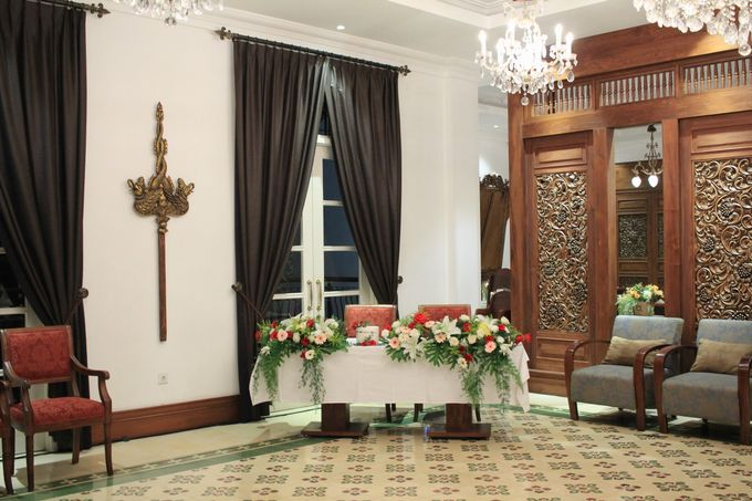 MC Wedding Intimate Plataran Menteng Jakarta - Anthony Stevven by Plataran Indonesia - 025