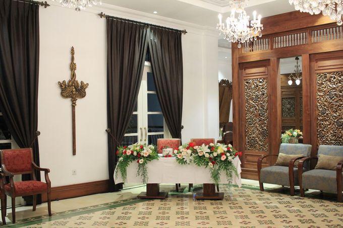 MC Wedding Intimate Plataran Menteng Jakarta - Anthony Stevven by Rove Gift - 025
