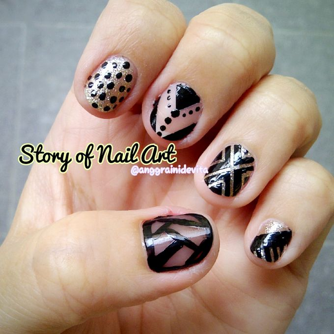 Daily Nails all occasions by Story of Nailart - 003