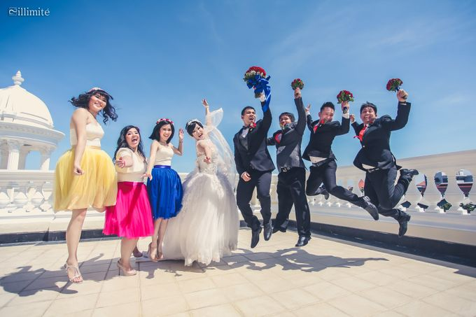 GUNAWAN & VERO WEDDING DAY by Overdream Production - 015