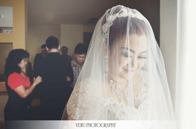 [Wedding Day] Rio & Winnie by VDB Photography - 032