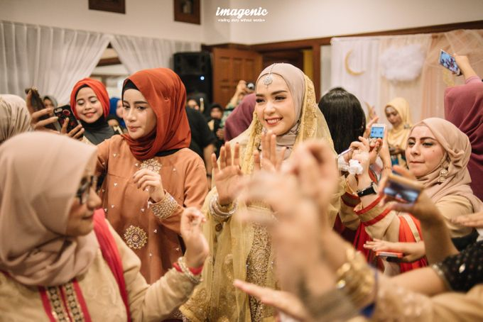 Mehndi Night of Hamidah by Imagenic - 025