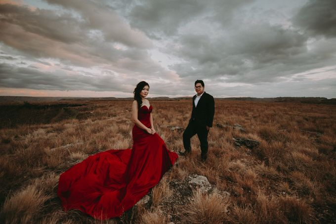 Anton & Cynthia Elopement Session by Chroma Pictures - 038
