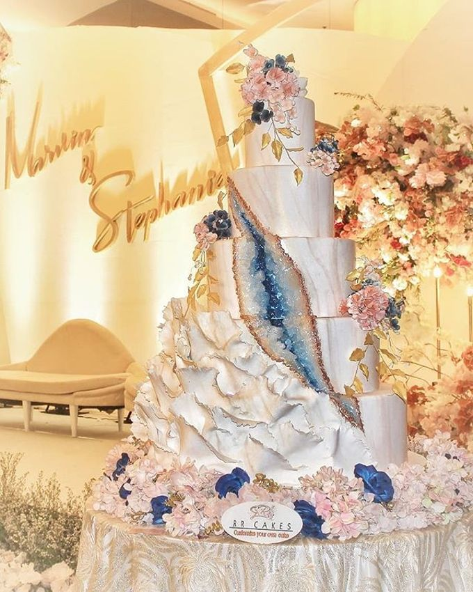 Real Wedding 2019 by RR CAKES - 006