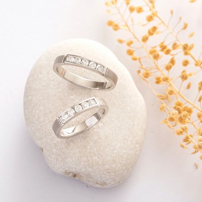 Wedding Ring Collection by THE PALACE Jeweler - 014