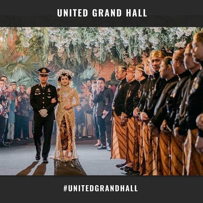 AYU & NOVIT WEDDING by United Grand Hall - 009