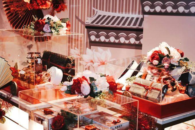 Hosea & Irene Engagement by Mandarin Oriental, Jakarta - 004
