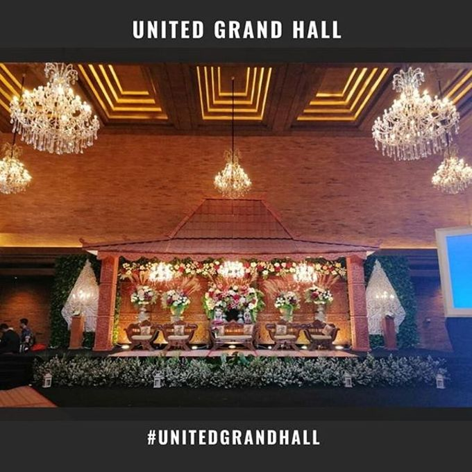 AYU & NOVIT WEDDING by United Grand Hall - 007