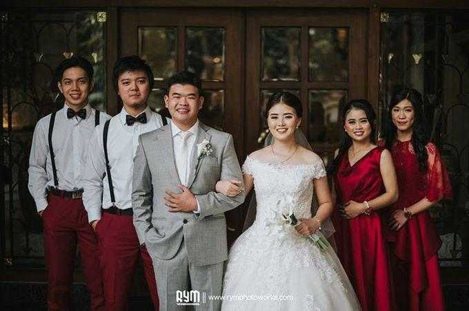 Oky  Cindy Wedding Day by RYM.Photography - 029