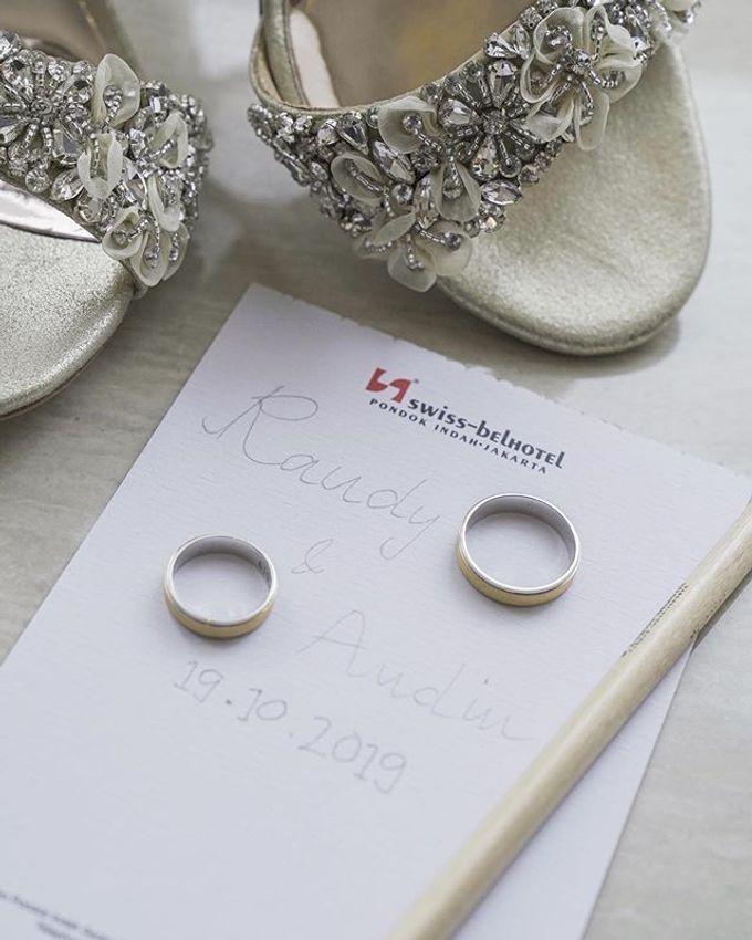 From Wedding Ceremony Randy & Andin by UK International Jakarta - 002