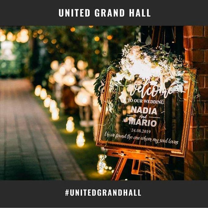 MARIO NADIA WEDDING by United Grand Hall - 007