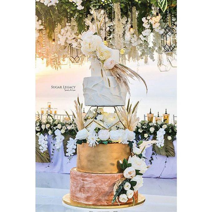 Wedding cake 3 by sugar legacy - 001