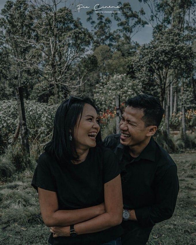 Pre wedding Adel & Juan by Blanca Studio - 003
