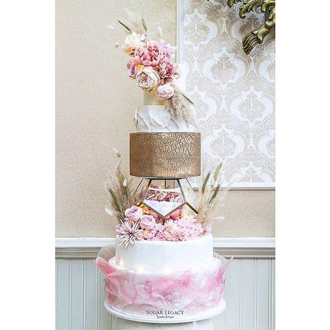 Wedding cake 3 by sugar legacy - 003