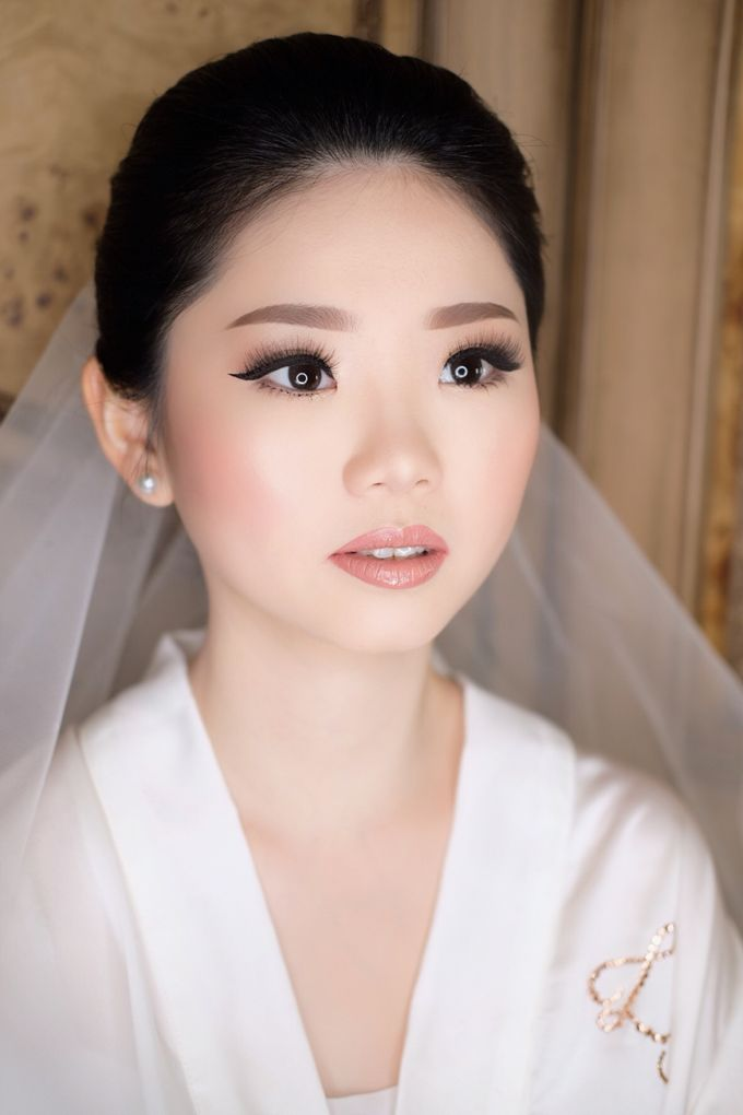 My Bride 2018 by VA Make Up Artist - 001